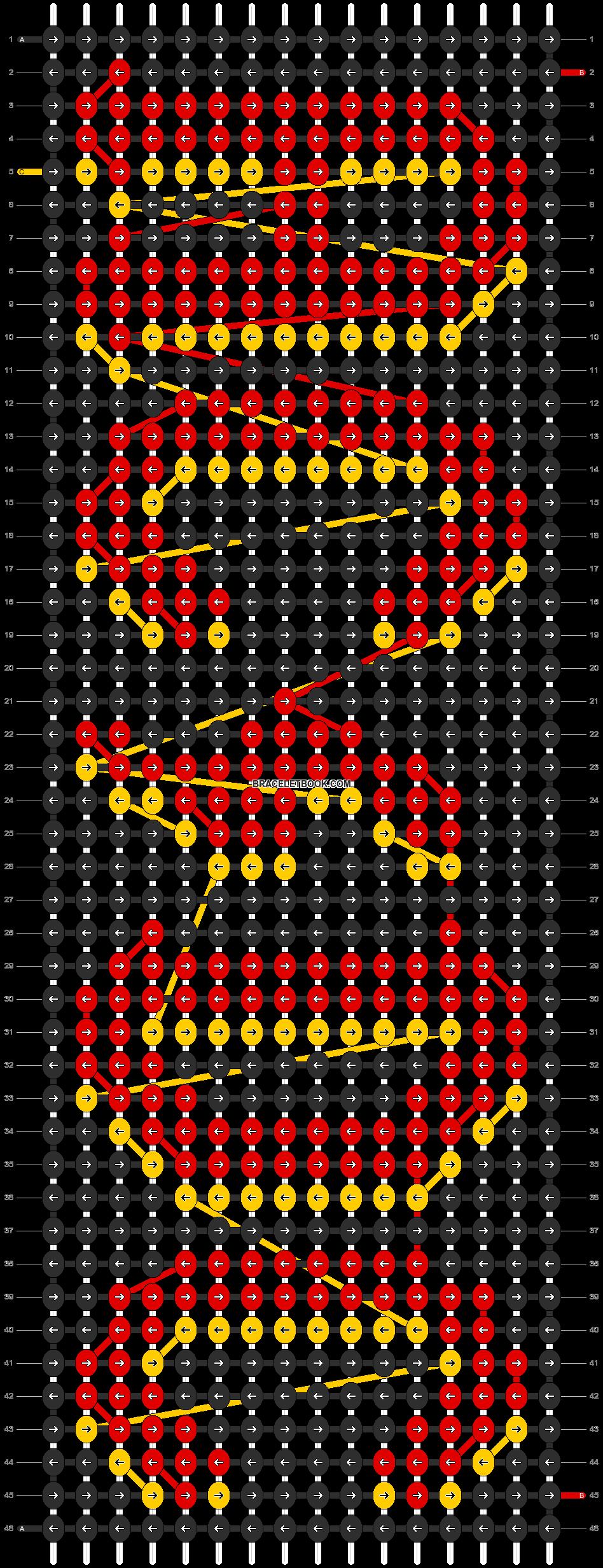 Alpha pattern #15880 pattern