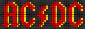 Alpha pattern #15880