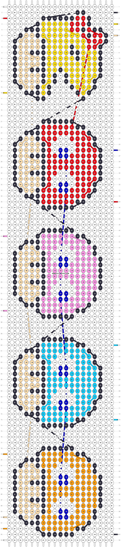 Alpha pattern #15882 pattern