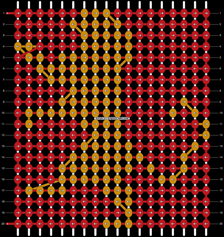 Alpha pattern #15883 pattern