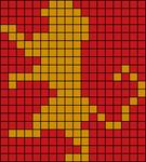 Alpha pattern #15883