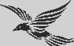 Alpha pattern #15885