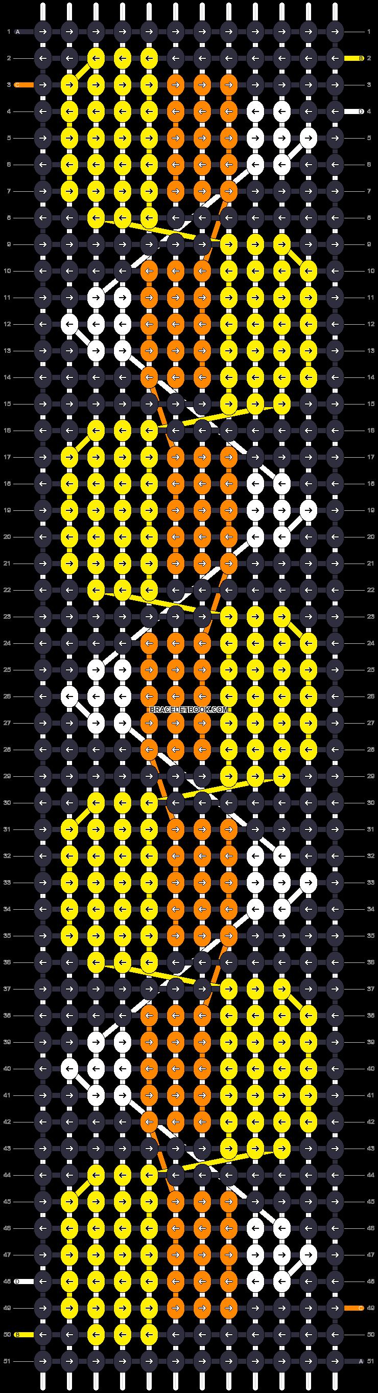 Alpha pattern #15890 pattern