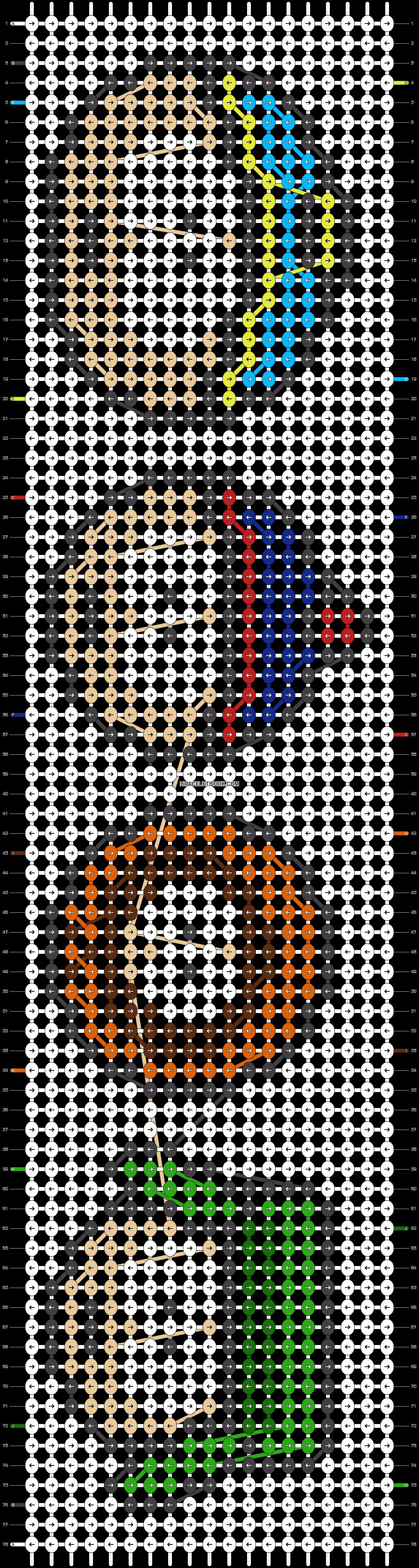 Alpha pattern #15901 pattern