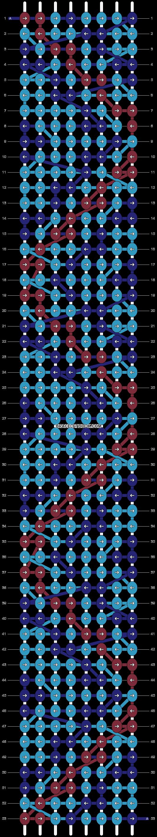 Alpha pattern #15942 pattern