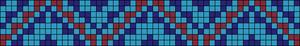 Alpha pattern #15942