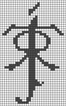 Alpha pattern #15953