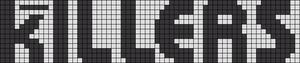 Alpha pattern #15987