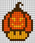 Alpha pattern #15992