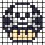 Alpha pattern #15994