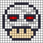 Alpha pattern #15996