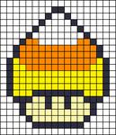 Alpha pattern #15997