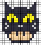 Alpha pattern #16001