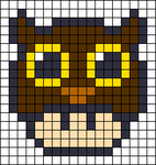 Alpha pattern #16005