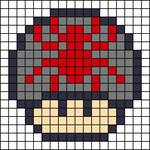 Alpha pattern #16007