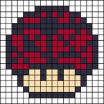 Alpha pattern #16008