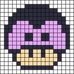 Alpha pattern #16013
