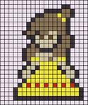 Alpha pattern #16025