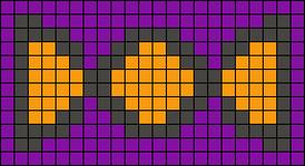 Alpha pattern #16026