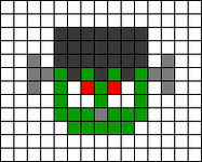 Alpha pattern #16035