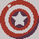 Alpha Friendship Bracelet Pattern #16050