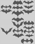 Alpha pattern #16071