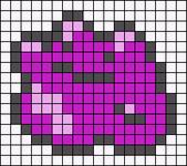 Alpha pattern #16076