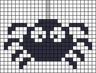 Alpha Friendship Bracelet Pattern #16081