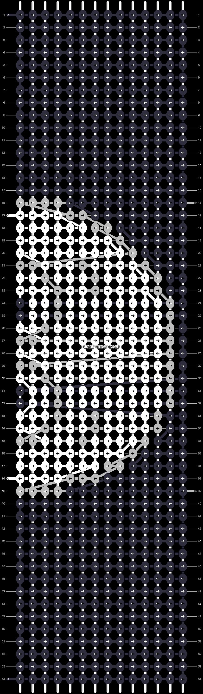 Alpha pattern #16085 pattern
