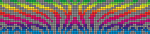 Alpha pattern #16086