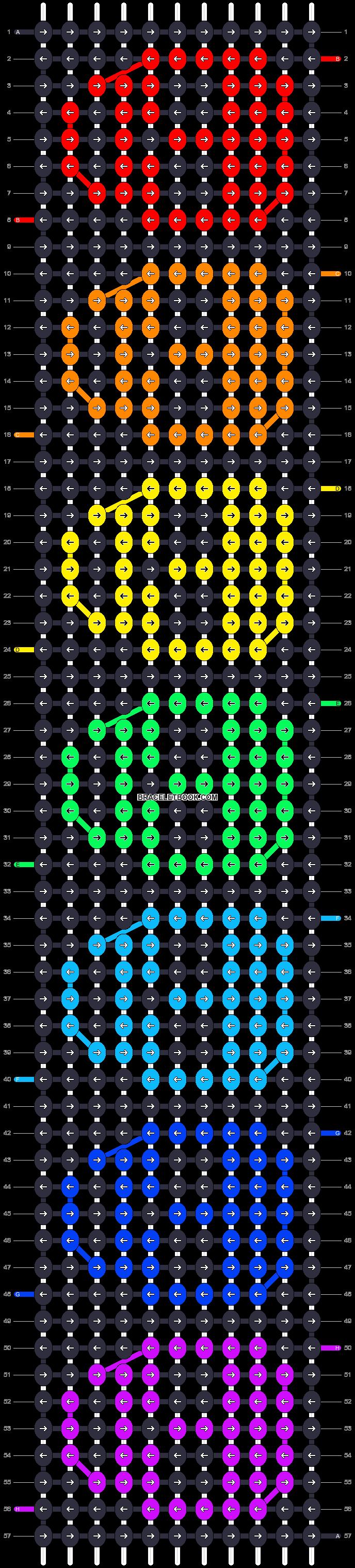 Alpha pattern #16104 pattern