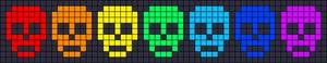 Alpha pattern #16104