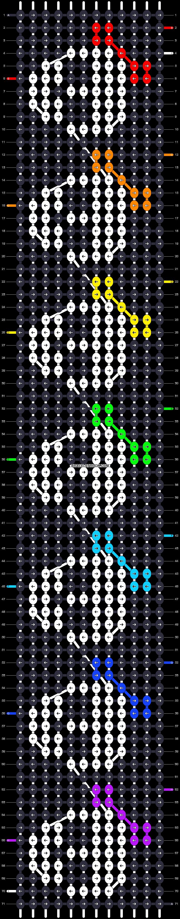 Alpha pattern #16106 pattern