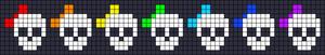 Alpha pattern #16106
