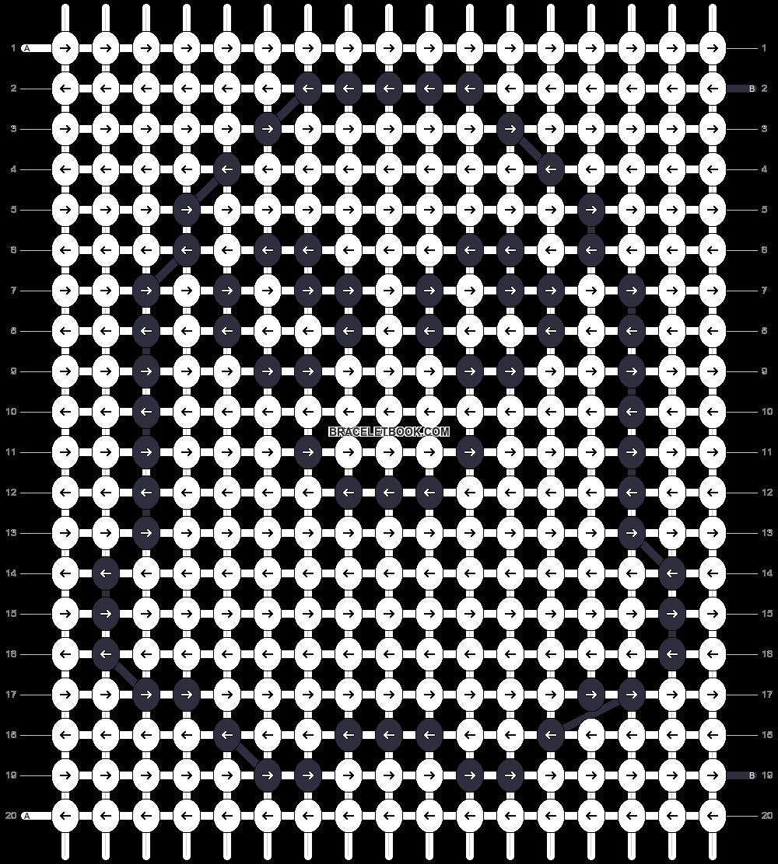 Alpha pattern #16111 pattern