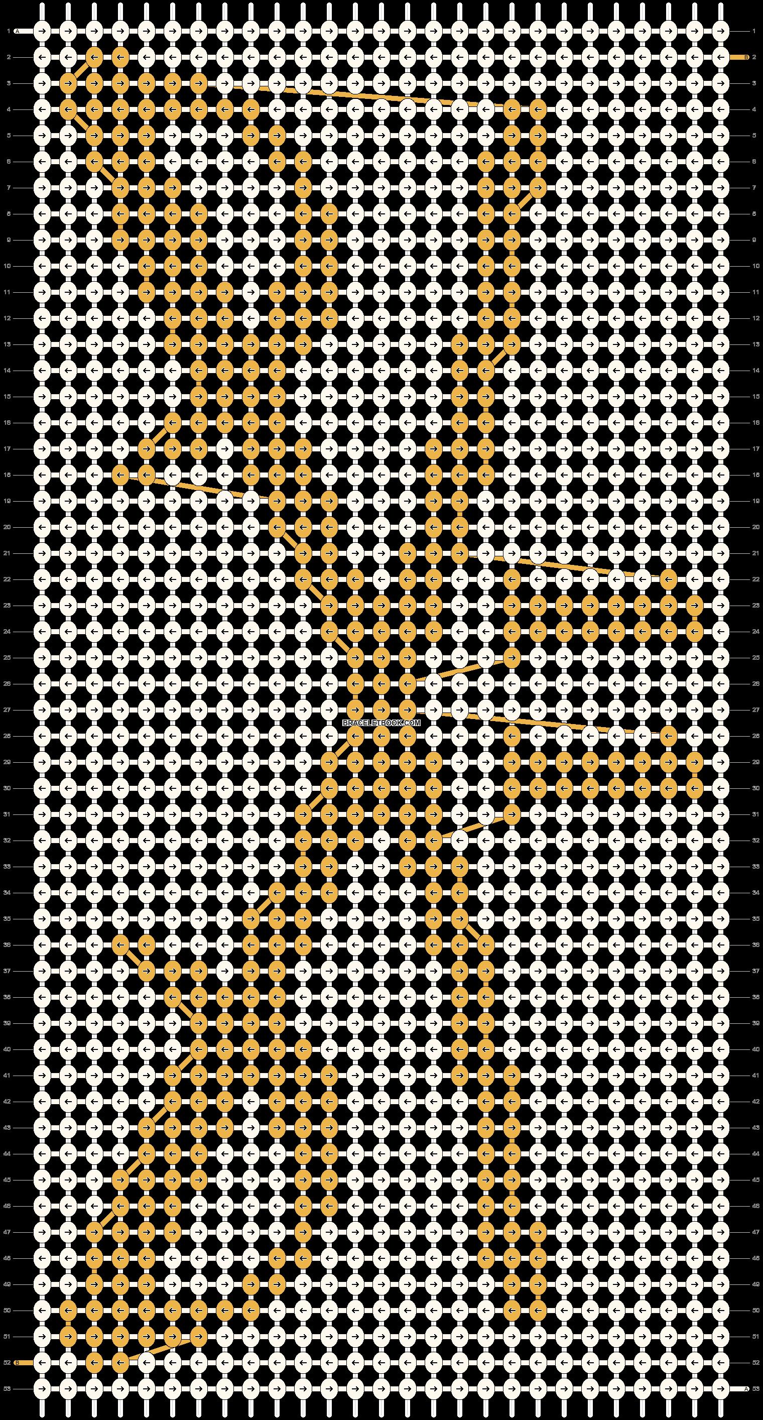 Alpha pattern #16113 pattern