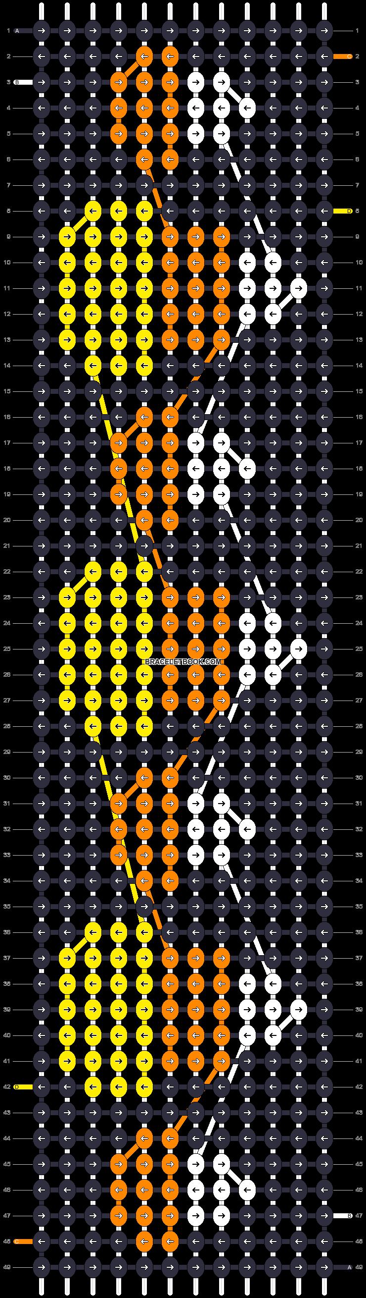 Alpha pattern #16119 pattern