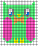 Alpha pattern #16121