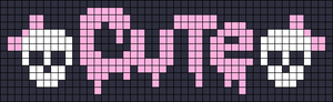Alpha pattern #16137