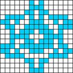 Alpha Friendship Bracelet Pattern #16139