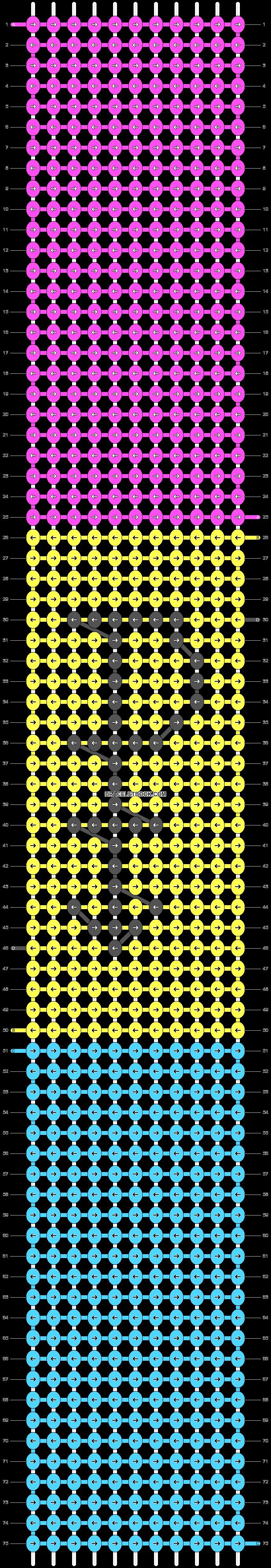 Alpha pattern #16150 pattern