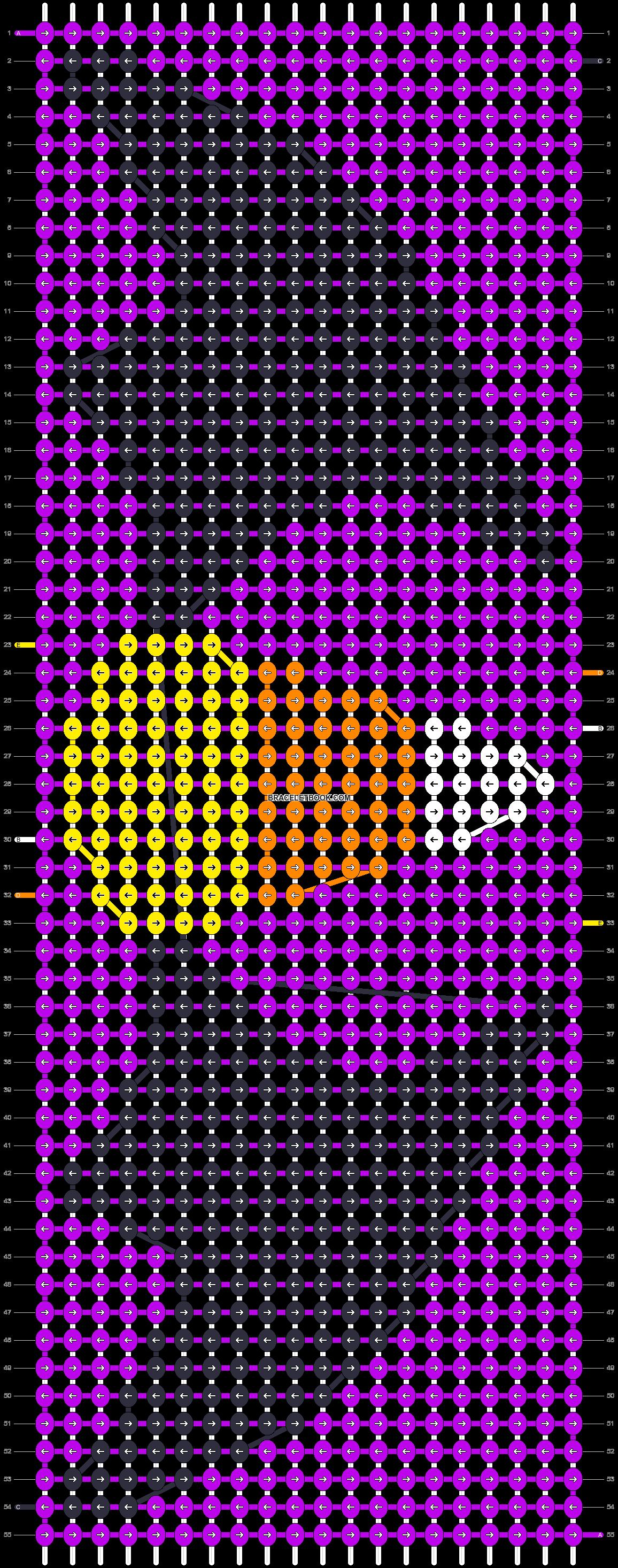 Alpha pattern #16153 pattern