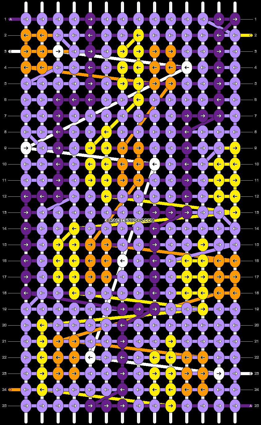 Alpha pattern #16165 pattern