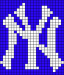 Alpha pattern #16170