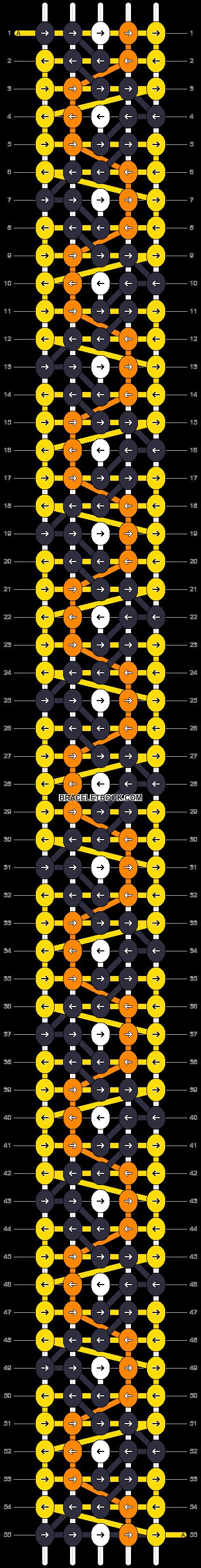 Alpha pattern #16172 pattern