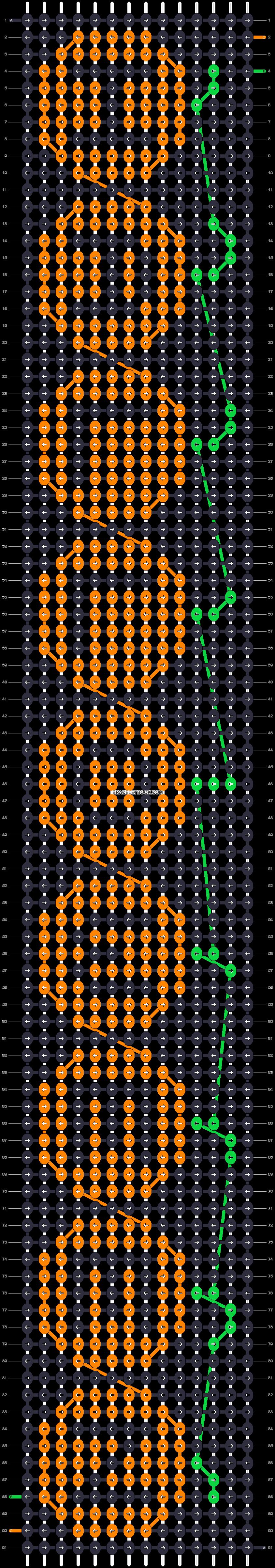 Alpha Pattern #16174 added by CWillard