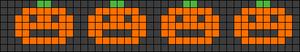 Alpha Friendship Bracelet Pattern #16185
