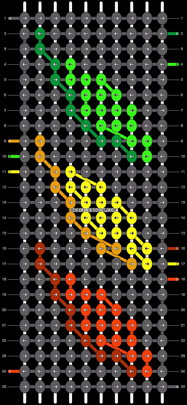 Alpha pattern #16204 pattern