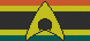 Alpha pattern #16212