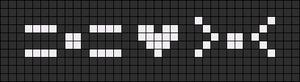 Alpha pattern #16214